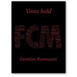 FCM plakat med navn