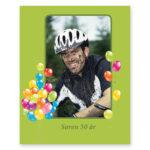 Fotoside – gæstebog fødselsdag