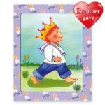 Babybogen – dåbsbogen til drenge – populær personlig gave