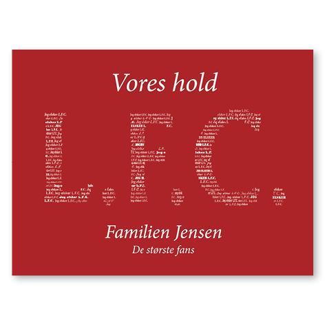 LFC plakat